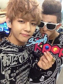 BTS・防弾少年団(K-POP)V君の画像.jpg