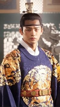 おすすめの韓国ドラマ2015「王の顔」ソ・イングクの画像.jpg