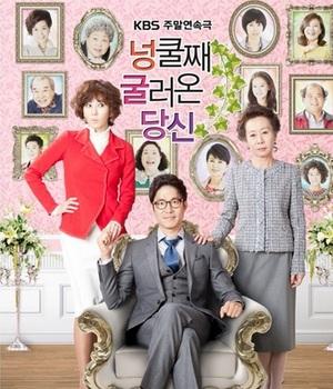 おすすめの韓国ホームドラマ2015「棚ぼたのあなた」の画像.jpg