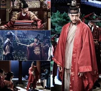 東方神起ユノ主演、韓国ドラマ「夜警日誌」キム・フンスの画像.jpg