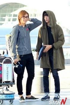 韓国アイドル「空港ファッション」B1A4ゴンチャンの画像.jpg