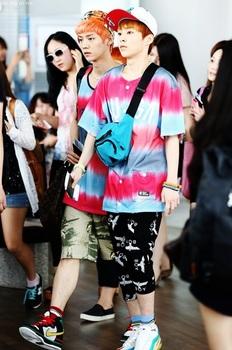 韓国アイドル「空港ファッション」exo3の画像.jpg