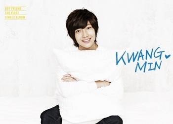 韓国イケメン、ボーイフレンドのクァンミンの画像.jpg