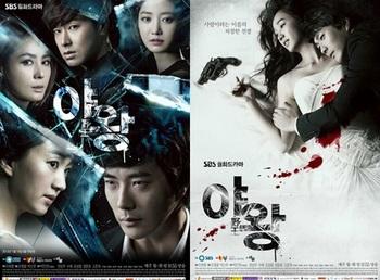 韓国ドラマBS放送予定2015『野王』の画像.jpg