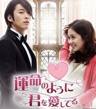 韓国ドラマ、おすすめのラブストーリー2014「運命のように君を愛してる」の画像.jpg