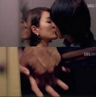 韓国ドラマ、キスシーン「赤と黒」の画像.jpg