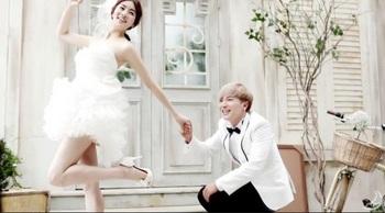 韓国人気バラエティ、「私たち結婚しました」イトゥクの画像.jpg